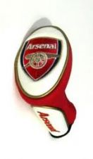 Official Arsenal FC Extreme Hybrid/Putter Headcover